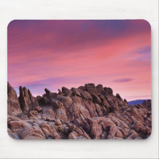 Sunrise at Alabama Hills Mouse Pad