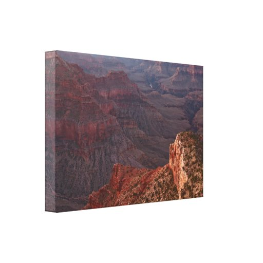 Sunrise at Point Sublime Gallery Wrapped Canvas
