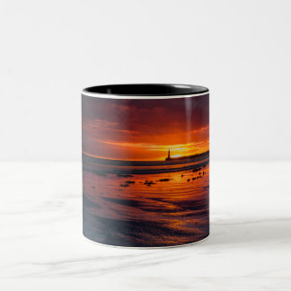 Sunrise at Roker Mug