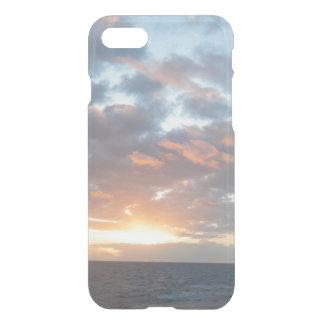 Sunrise at Sea I Pastel Seascape iPhone 8/7 Case