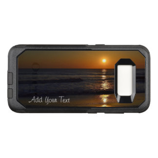 Sunrise at the Beach by Shirley Taylor OtterBox Commuter Samsung Galaxy S8 Case