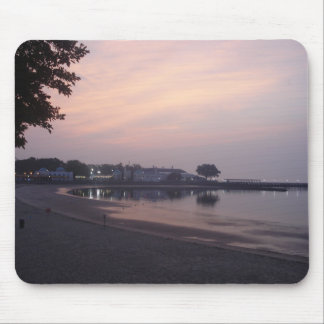 Sunrise at the Boardwalk Mouse Pad
