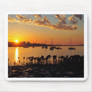 Sunrise Bay Mouse Pad