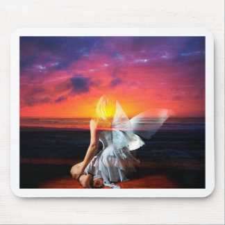 SUNRISE BLISS MOUSE PAD