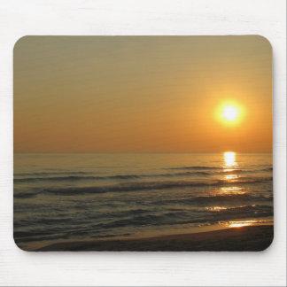 Sunrise by the Lake Mousepad