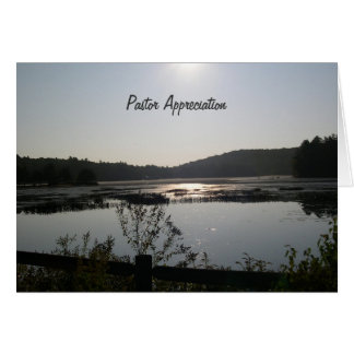 Sunrise Clergy Appreciation Cards