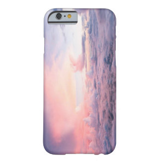 Sunrise Clouds Barely There iPhone 6 Case