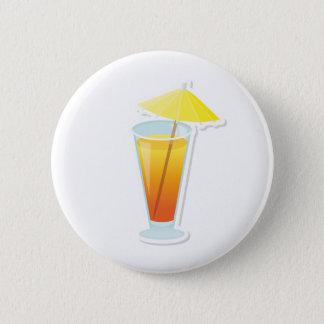 Sunrise Cocktail 6 Cm Round Badge