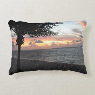 Sunrise Coconut Pillow
