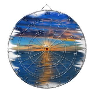 Sunrise Dartboard