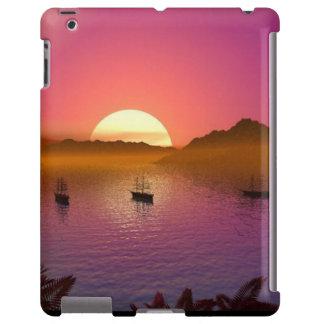 Sunrise Dawn Sun Sailing Ships