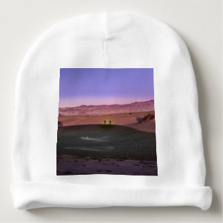 Sunrise Death Valley National Park Baby Beanie