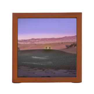 Sunrise Death Valley National Park Desk Organiser
