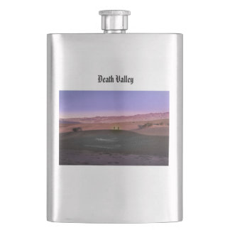 Sunrise Death Valley National Park Hip Flask