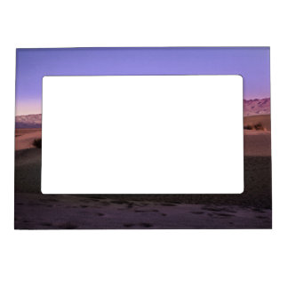 Sunrise Death Valley National Park Magnetic Picture Frame