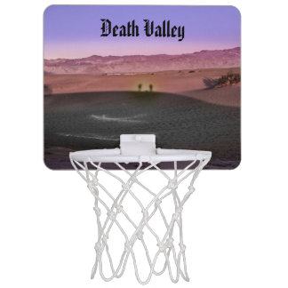 Sunrise Death Valley National Park Mini Basketball Hoop
