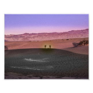 Sunrise Death Valley National Park Photo Print