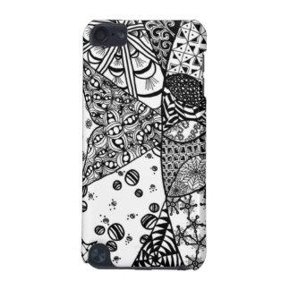 Sunrise Doodle Art  iPod Touch 5G Cases