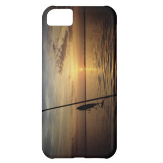 Sunrise Fishing iPhone 5C Case