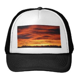 Sunrise From Mt. Baw Baw Vic.Australia Cap