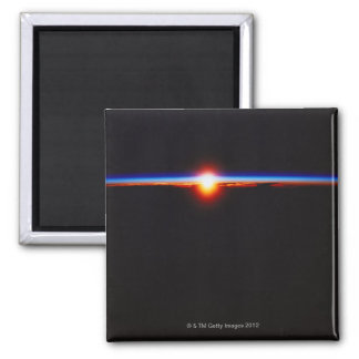 Sunrise from Space 3 Magnets