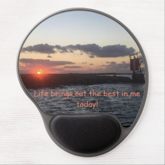 Sunrise Gel Mouse Pad - the best