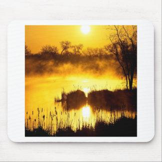 Sunrise Golden Colorado Mouse Pad