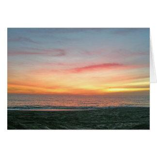 Sunrise in December IBSP Note Card