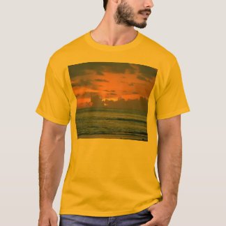 Sunrise in Dominican Republic T-Shirt