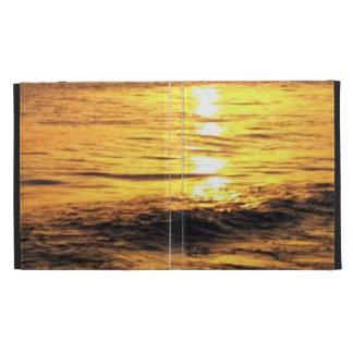 Sunrise in Greece iPad Cases
