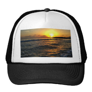 Sunrise in Greece Hat