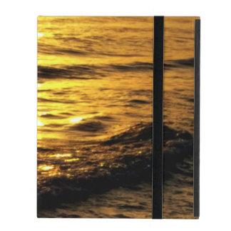 Sunrise in Greece iPad Cover
