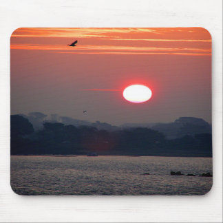 Sunrise in Guernsey Mouse Mats