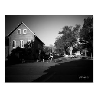 Sunrise in Markleeville Postcard