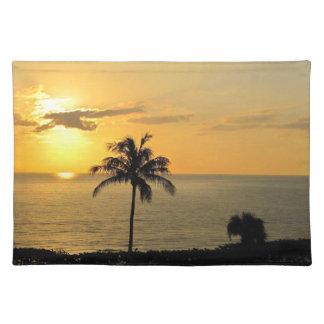 Sunrise in Paradise Placemat