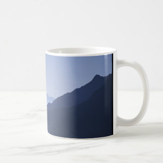 Sunrise in the Alps Coffee Mug