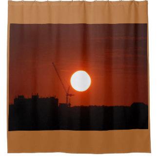 Sunrise in Toronto Shower Curtain