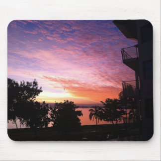 Sunrise in Winter - Townsville,Australia Mouse Pad