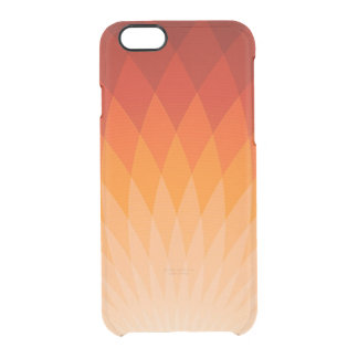 Sunrise iPhone 6/6S Clear Case