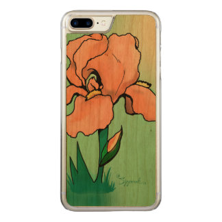 Sunrise Iris Carved iPhone 8 Plus/7 Plus Case