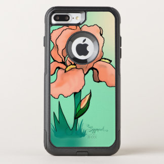 Sunrise Iris OtterBox Commuter iPhone 8 Plus/7 Plus Case