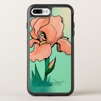 Sunrise Iris OtterBox Symmetry iPhone 8 Plus/7 Plus Case