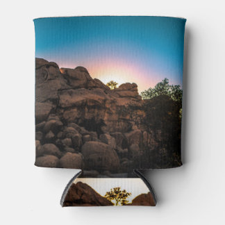 Sunrise Joshua Tree National Park Can Cooler