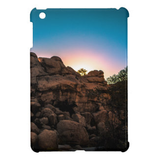 Sunrise Joshua Tree National Park Case For The iPad Mini
