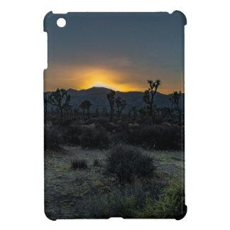Sunrise Joshua Tree National Park iPad Mini Cover