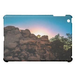 Sunrise Joshua Tree National Park iPad Mini Covers