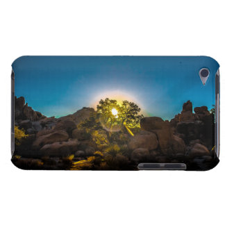 Sunrise Joshua TreeNational Park iPod Touch Cases