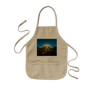Sunrise Joshua TreeNational Park Kids Apron