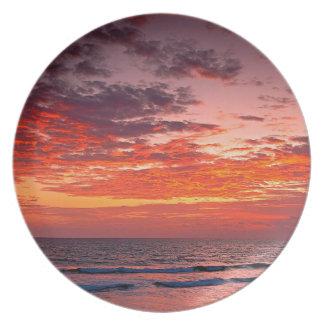 Sunrise Jupiter Florida Plate