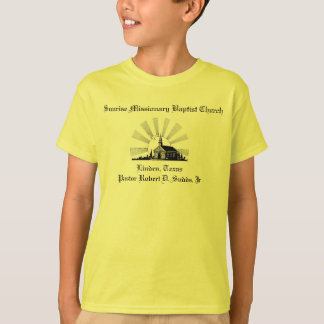 Sunrise Missionary Baptist Church T-Shirt (KIDS)